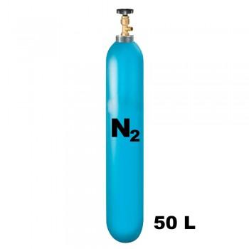 Cylinder with nitrogen 50 liter