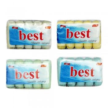 """Toilet soap """"BEST"""" 55 g. 5 in 1"""