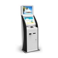 Self-service kiosk self-payment terminal Bill