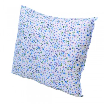 Pillow of cotton 60x50 cm